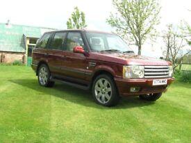 Land Rover Range Rover P38 4.6 V8 HSE - 85k - Facelift - 4x4
