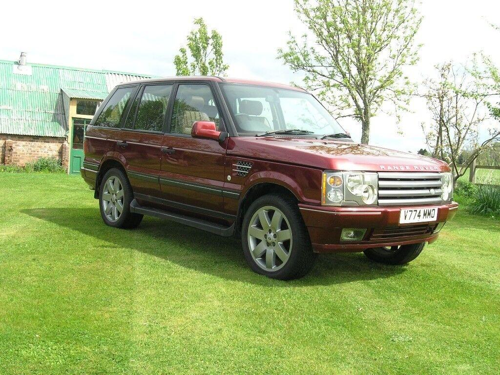 Land Rover Range P38 46 V8 Hse 85k Facelift 4x4 In 2000 P 38
