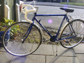 """MANS DAWES 21"""" FRAME ROAD BIKE IN GREAT WORKING CONDTION NO RUST"""