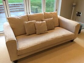 John Lewis sofa 2 years old cost £3000 new