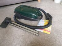 VACUUM CLEANER - REDUCED FOR QUICK SALE - ROOM NEEDED