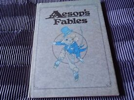 Aesop's Fables - £8