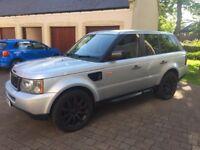 Range Rover Sport 2.7 TDV6 2006