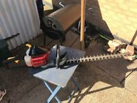 Petrol hedge trimmers spares and repairs