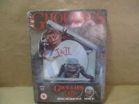 FACTORY SEALED NEW Ghoulies 1 & 2 Steelbook Blu Ray
