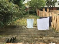 1 bedroom ground floor flat to let in Barking Chadwell Heath
