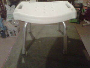 Shower or bath chair / stool London Ontario image 1