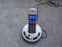 BT FREELANCE XT 3500 CORDLESS/ANSAPHONE TELEPHONE