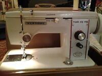 New Home Sewing Machine triple zig zag Model 888