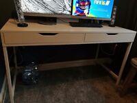 IKEA Computer/office desk. ''Alex'' - £75