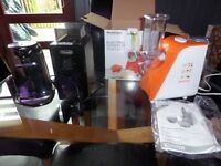 Electric Grater, Coffee Bean Grinder, Electric can opener (Job Lot)