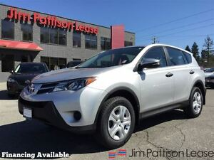 2013 Toyota RAV4 LE AWD, local/no accidents