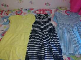 Girls summer bundle of clothes age 2 to 3