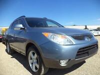 2008 Hyundai Veracruz SPORT-AWD--SUNROOF--HEATED LEATHER SEATS