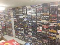 VHS Videos 900 Plus Joblot