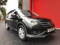 2014 HONDA CR-V CTDI 1.6 NAV CAMERA £30 TAX