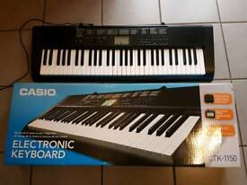 Electronic Keyboard Casio CTK-1150