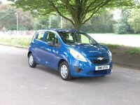 Chevrolet Spark 1.0 petrol,5dr,,,,,,,£2,995 p/x considered