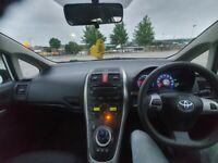 Toyota, AURIS, Hatchback, 2010, Semi-Auto, 1798 (cc), 5 doors