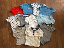 Baby clothes bundle 9-12 month