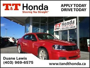 2013 Dodge Avenger SE *No Accidents, Low KMS, Keyless Entry