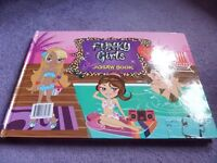 Girls Glam Jigsaw Book
