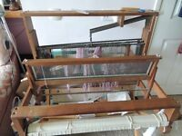 Harris 4 Shaft Table Loom with Stand