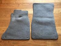 Audi A5 front mats