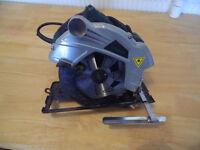 Wickes WCS185L circular saw includes good blade