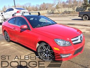 2013 Mercedes-Benz C-Class C 350 4MATIC | PANORAMIC ROOF | BACK
