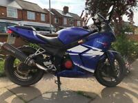 Daelim VJT 125 Roadsport Roadwin R