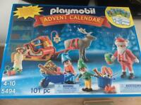 Advent calendar playmobil