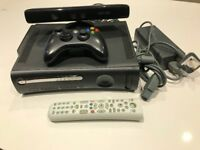 Microsoft Xbox 360 Console 120Gb HDD, 1 Controller, Kinect Sensor