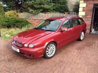 Jaguar X Type 2008 Auto Diesel Estate - LOW MILES - Jag X type