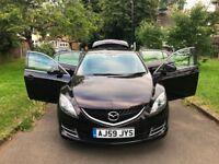 Mazda6 1.8 4dr, 6 MONTH FREE WARRANTY, 1 OWNER