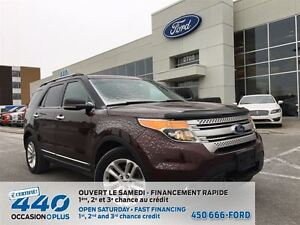 2011 Ford Explorer XLT *SYSTEME DE NAVIGATION, MYFORD TOUCH, SYS