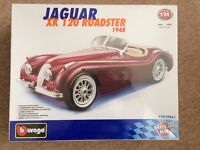 MODEL CAR KIT JAGUAR XK 120 ROADSTER 1948