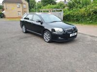 2008 Toyota Avensis 2.2 D-4D TR 5dr Manual @07445775115
