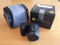 Nikon Coolpix L340 Digital Camera with Case