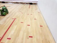 Solid, engineered, laminate or reclaimed wooden flooring!