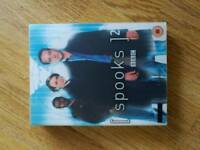 Two Spooks DVD Boxsets