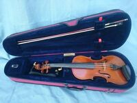 Excellent 100-year-old Violin