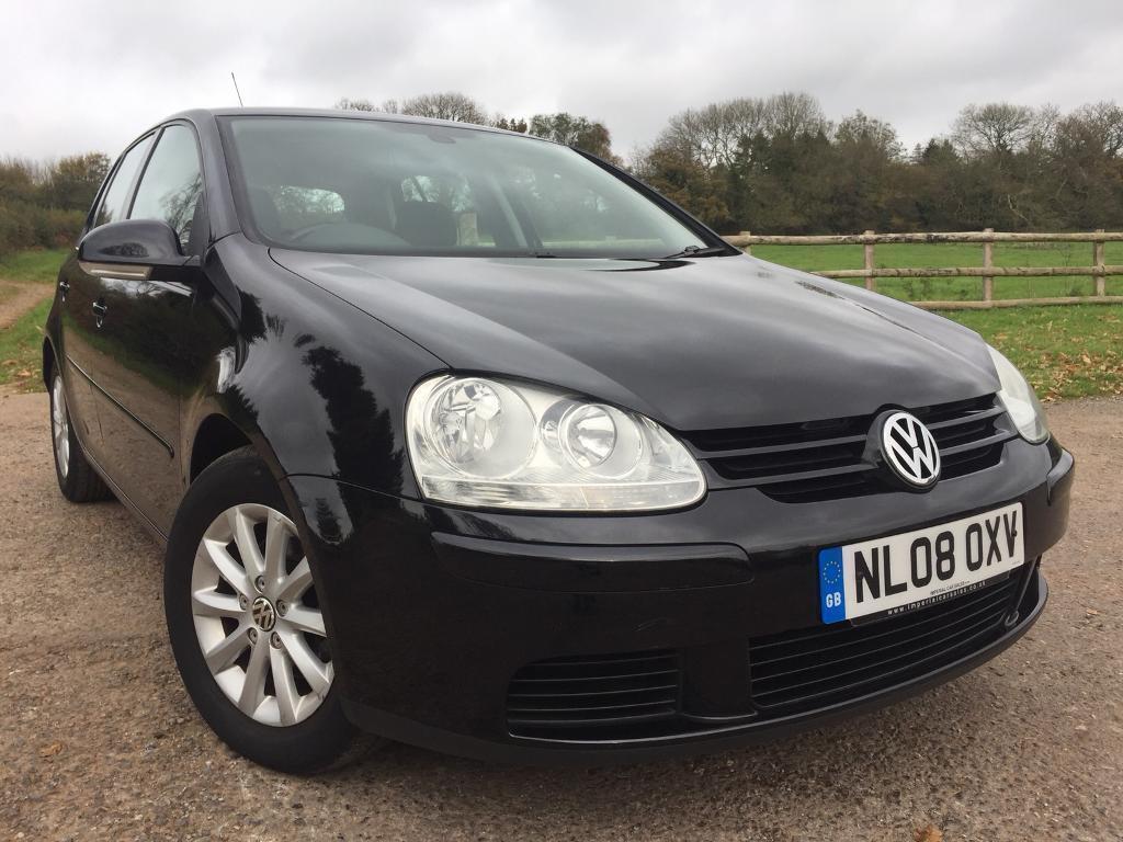 Volkswagen Golf 1.9 TDI Match 5 Door (A/C)