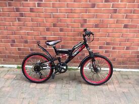 """Kids bike 20"""" wheels with disc brakes BARGAIN!"""