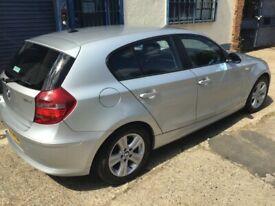 image for BMW, 1 SERIES, Hatchback, 2009, Manual, 1599 (cc), 5 doors