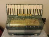 Accordion Marinucci muzet italy