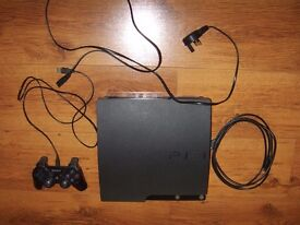 PS3 120gig 1 Controller all leads 19 Games £100 0n0
