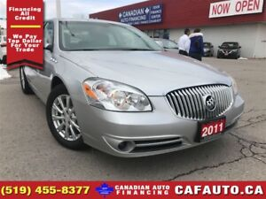 2011 Buick Lucerne CX | CAR LOANS FOR ALL CREDIT