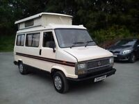 ★ 1986 Talbot EXPRESS 86K 2.0 Petrol 12 MONTHS MOT MOTORHOME ★ NOT A Caravan Bongo sunbeam