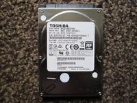 Toshiba 1tb Laptop Harddrive (MQ01ABD100)
